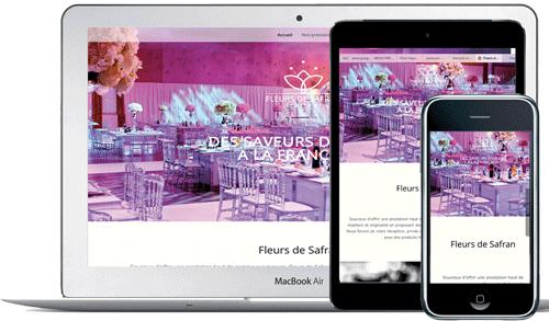 developpement-site-internet-traiteur-fleurs-safran