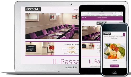 developpement-site-internet-restaurant-passagio
