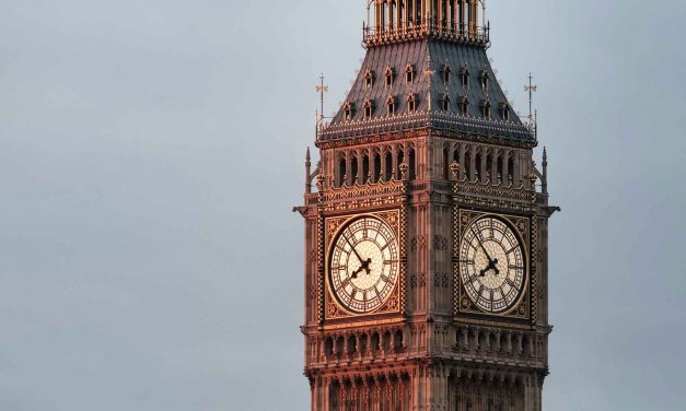 Big Ben to Go Quite in 2017